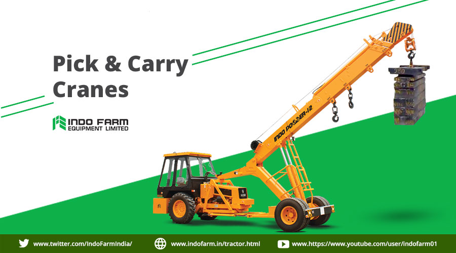 Guidelines to Safely Use Articulated Pick and Carry Cranes