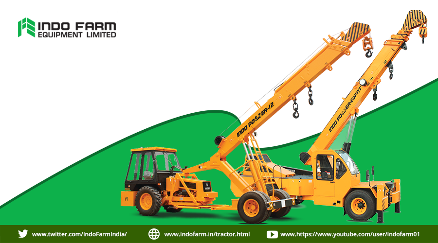 Why Construction Company Meticulously Searched Hydraulic Mobile Crane Suppliers?
