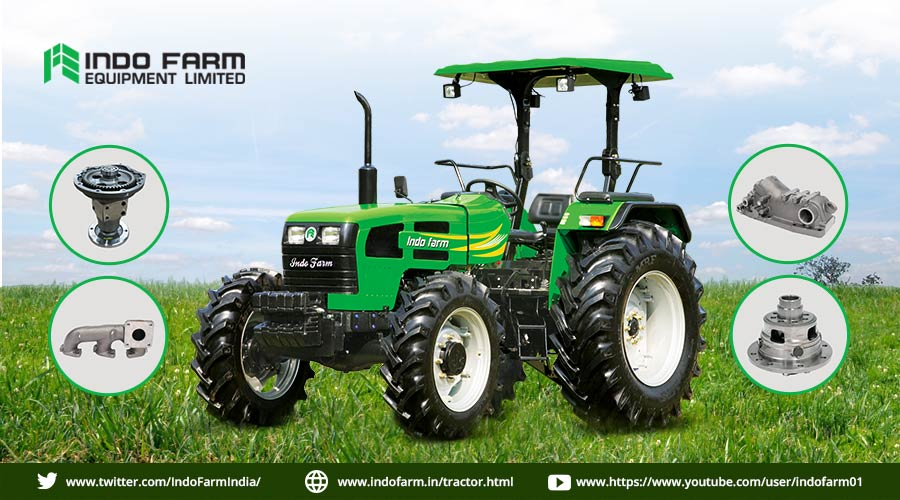 Factors to Consider When Buying Indo Farm Tractor Spare Parts from Manufacturers