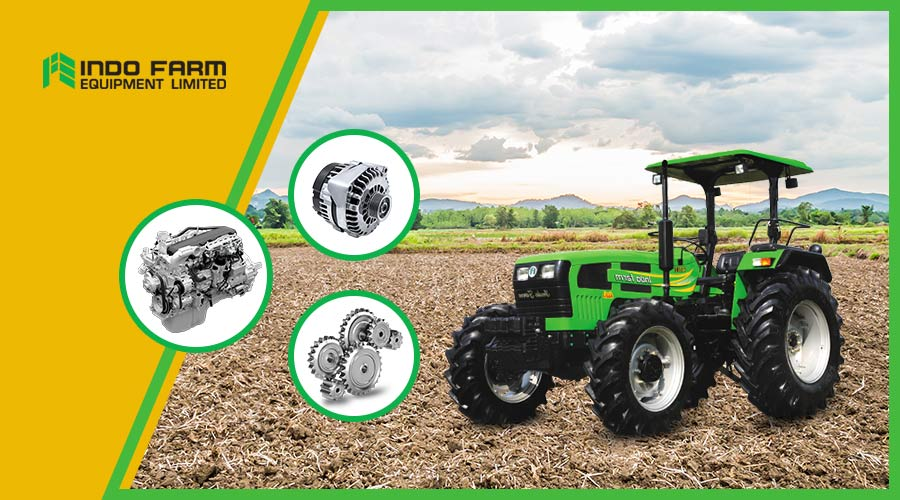 Indo Farm- A Professional Tractors Suppliers Offer Right Farm Tractor