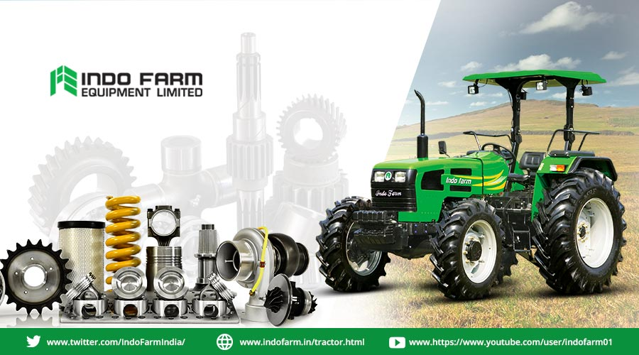 For tractors that are farmers' pride, buy tractor parts from Tractors parts exporters in India